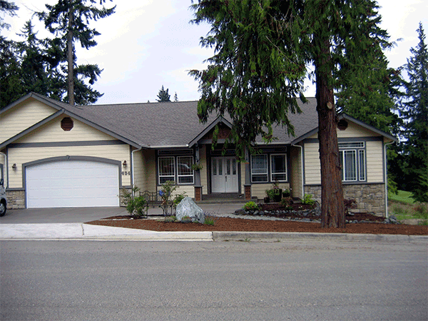 Image of 634 DelGuzzi Dr., Port Angeles