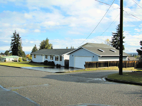 Image of 1407 S D Street, Port Angeles