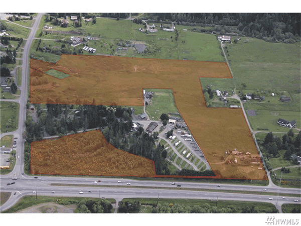 Image of 999 O'Brien Road and Highway 101 E, Port Angeles
