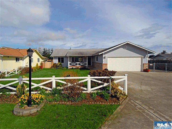 Image of 840 W Sylvester, Sequim