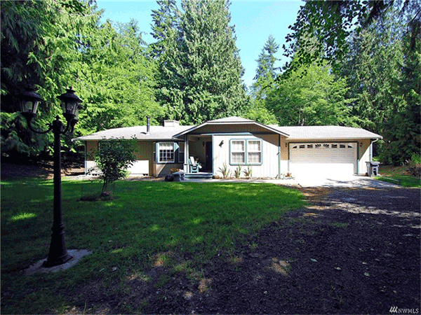 Image of 183 Manzanita Drive house on lot 9 only, Sequim