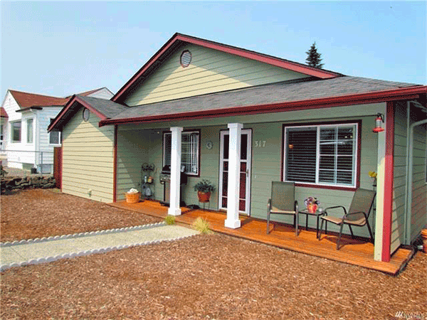 Image of 317 E 13th Street, Port Angeles